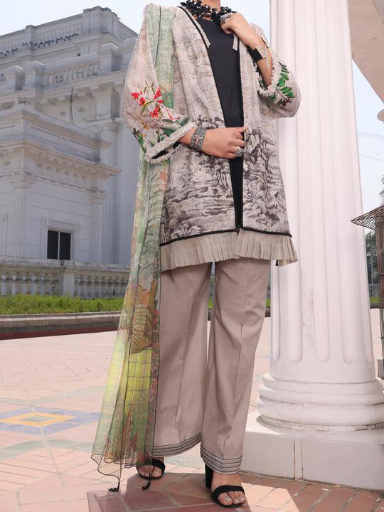 Almirah Cambric color summer dresses