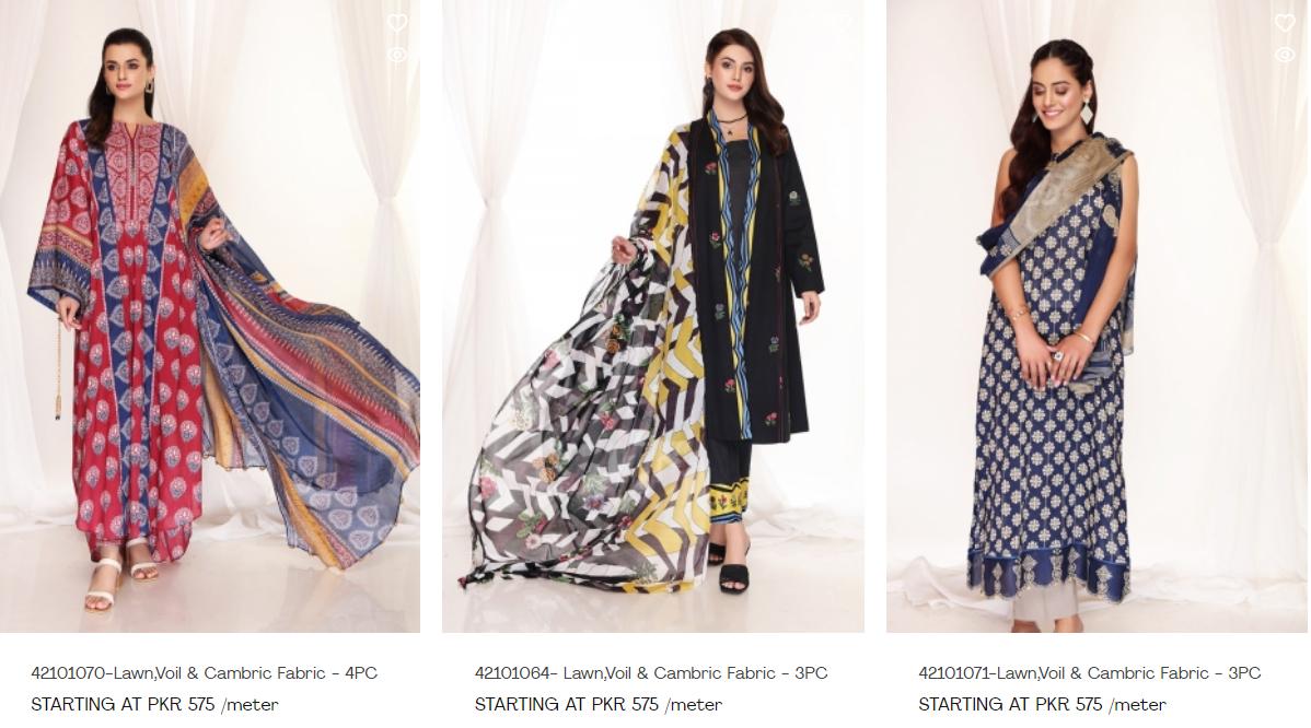 Nishat Linen summer collection 2021