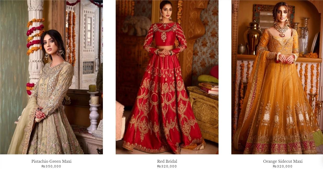 Baba Ki Rani Bridal Wear Collection From Erum Khan 2
