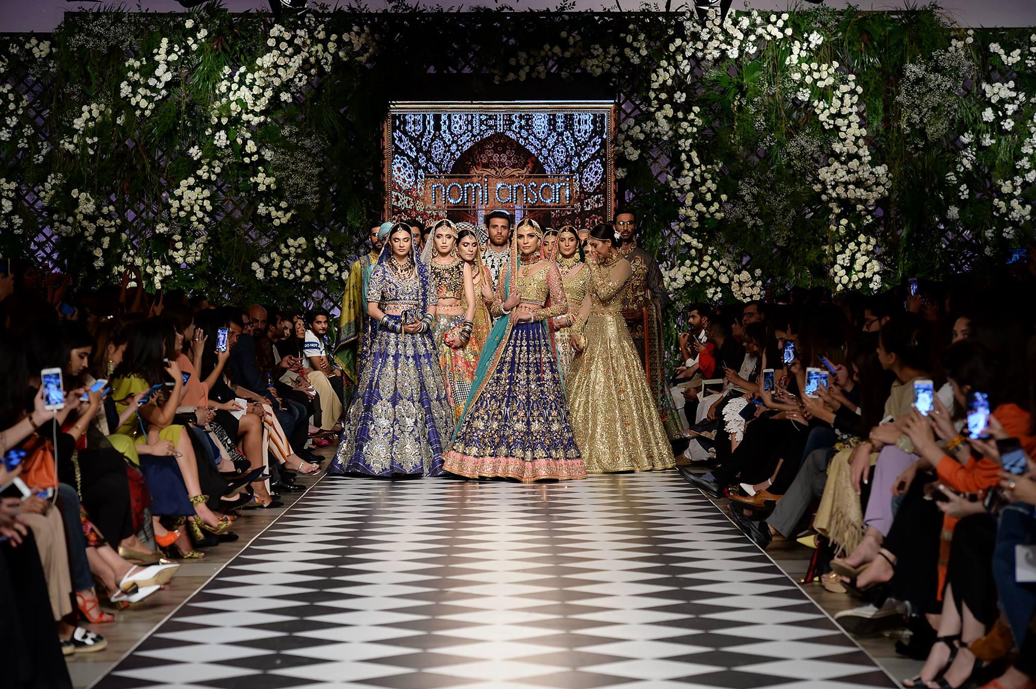 Nomi Ansari Bridal Collection 2021
