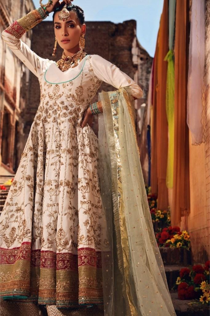 Erum Khan, 3 piece shara suit