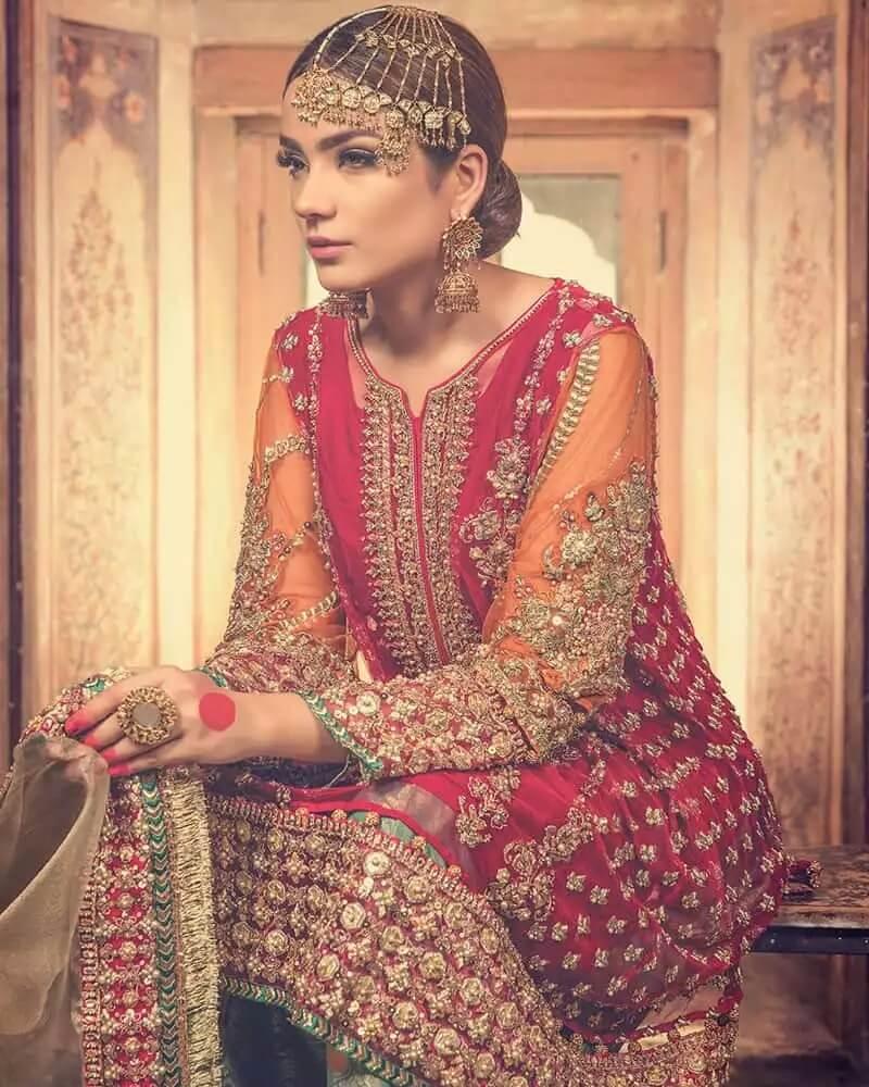Maria B bridal Dresses 2