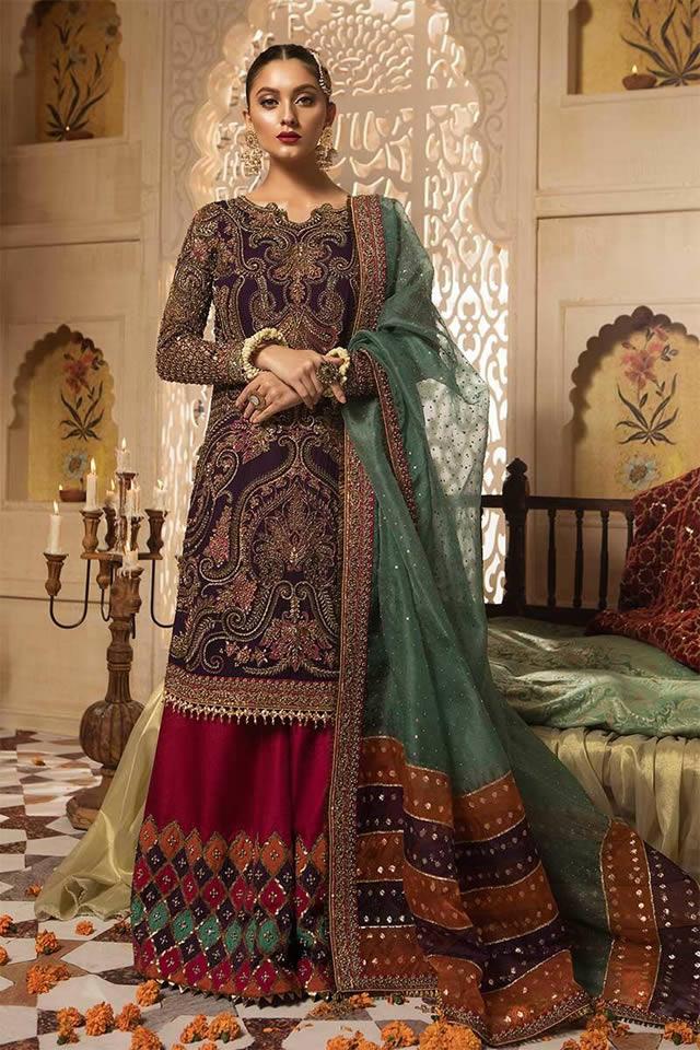 Maria B bridal Dresses 1