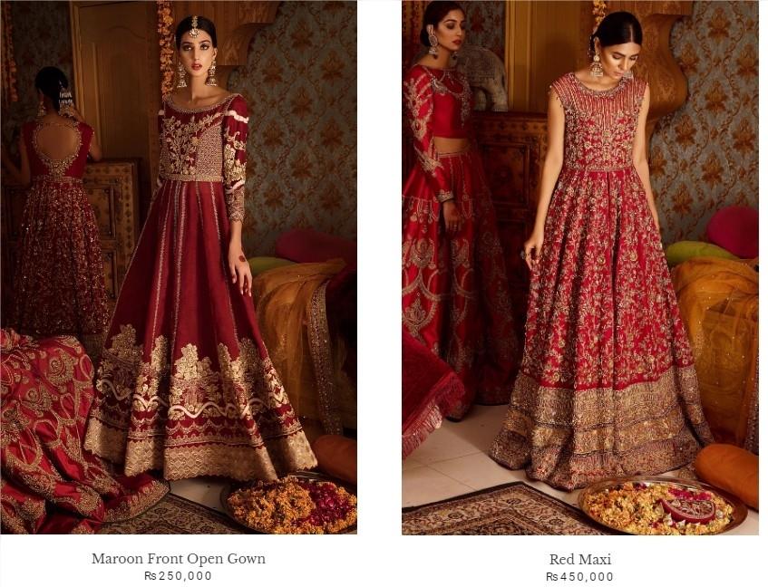Baba Ki Rani Bridal Wear Collection From Erum Khan 1