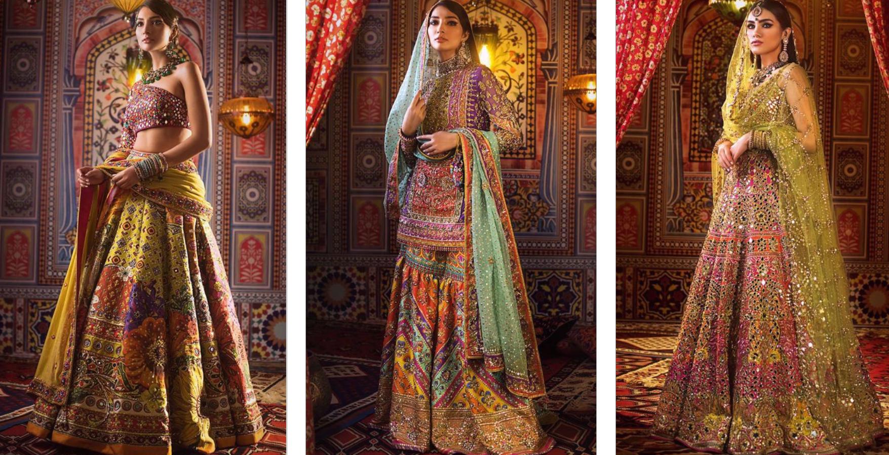 Nomi Ansari Bridal Dress Collection 3