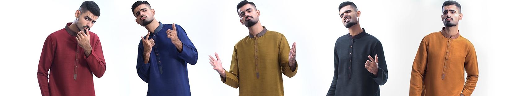 Amir Adnan Kurta Collection