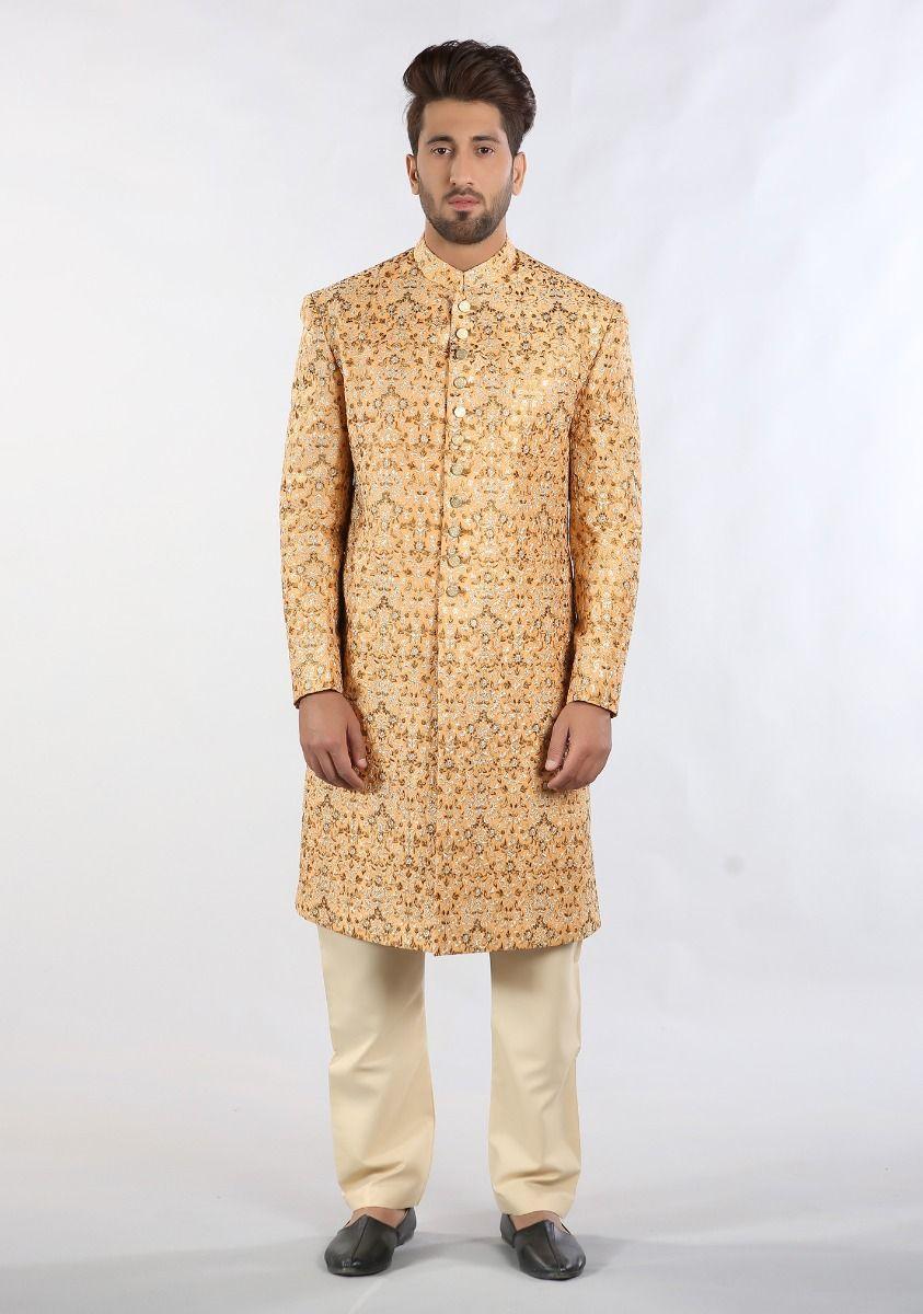 Amir Adnan Messori Bright orange color 2021
