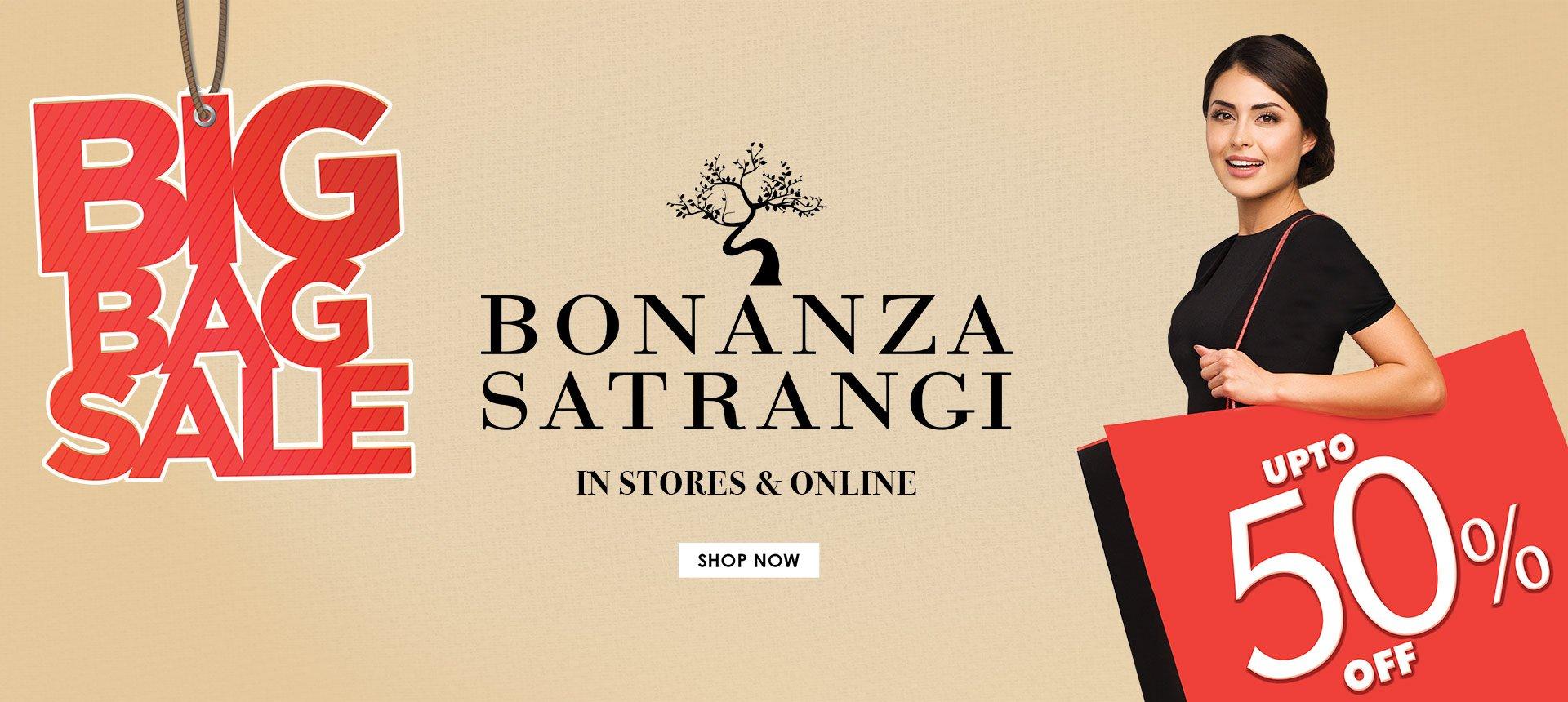 Latest Bonanza Satrangi Summer Designs